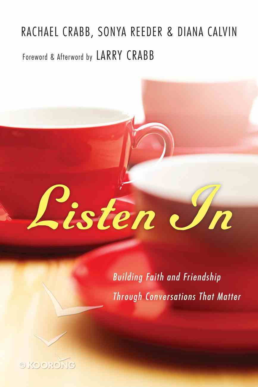 Listen in Paperback