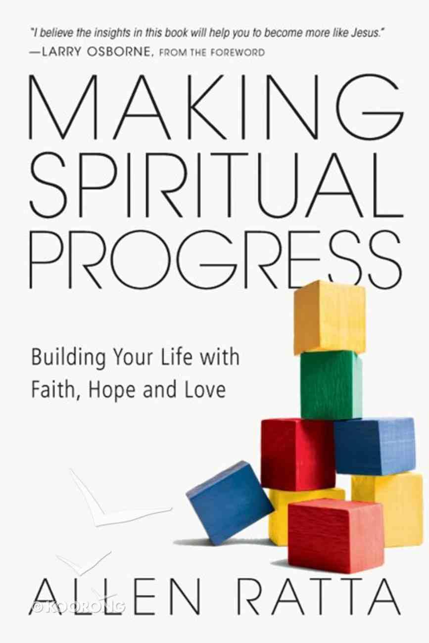 Making Spiritual Progress Paperback