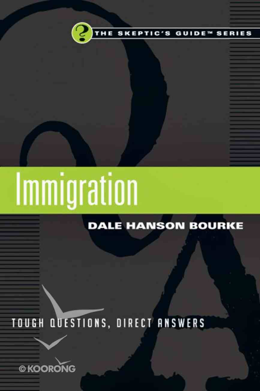Immigration Paperback