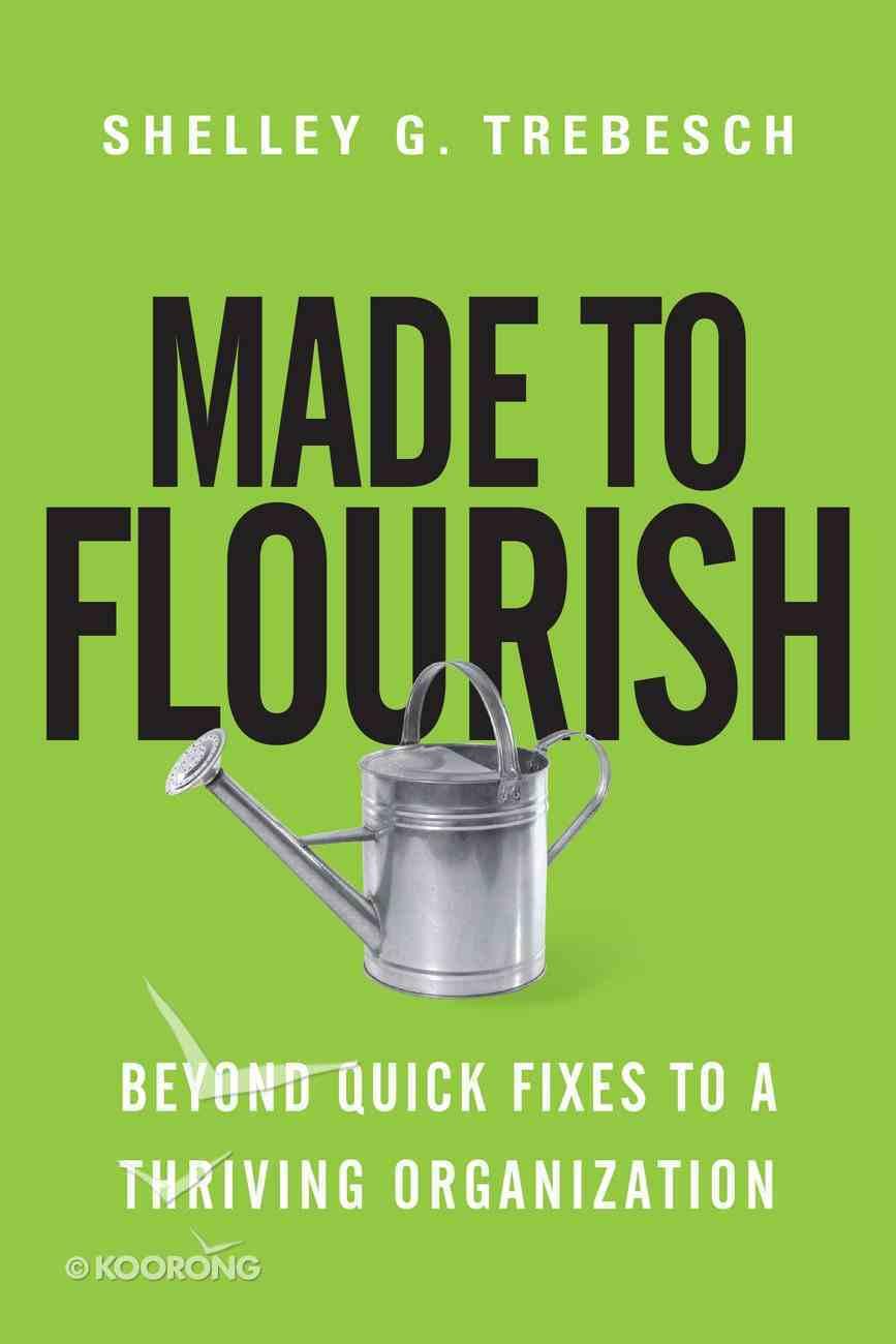 Made to Flourish Paperback