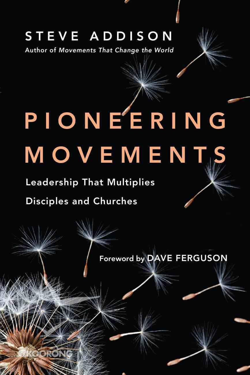 Pioneering Movements Paperback