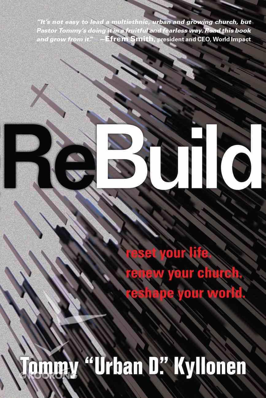 Rebuild Paperback