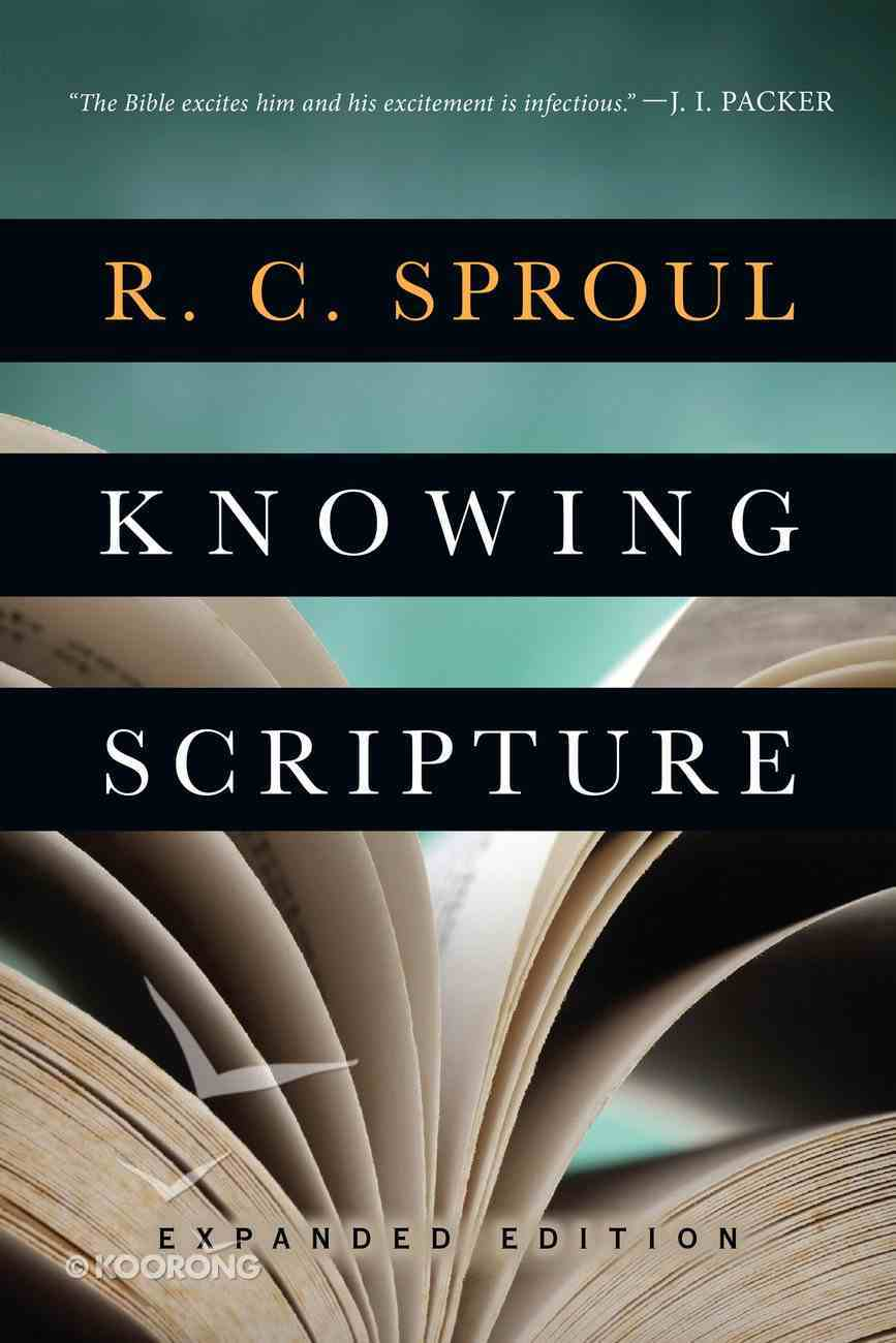 Knowing Scripture (Expanded Edition) Paperback