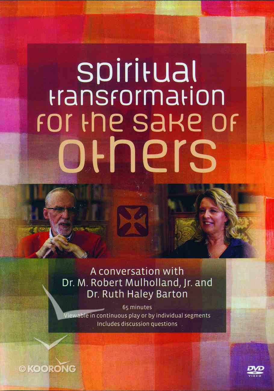 Spiritual Transformation For the Sake of Others DVD