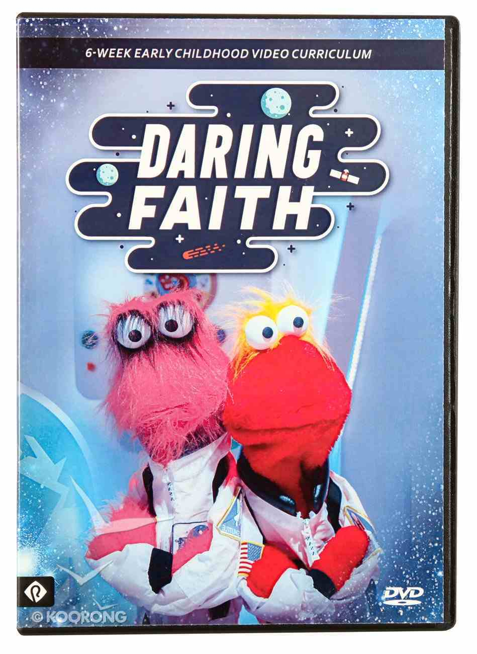 Daring Faith Early Childhood Curriculum Pack