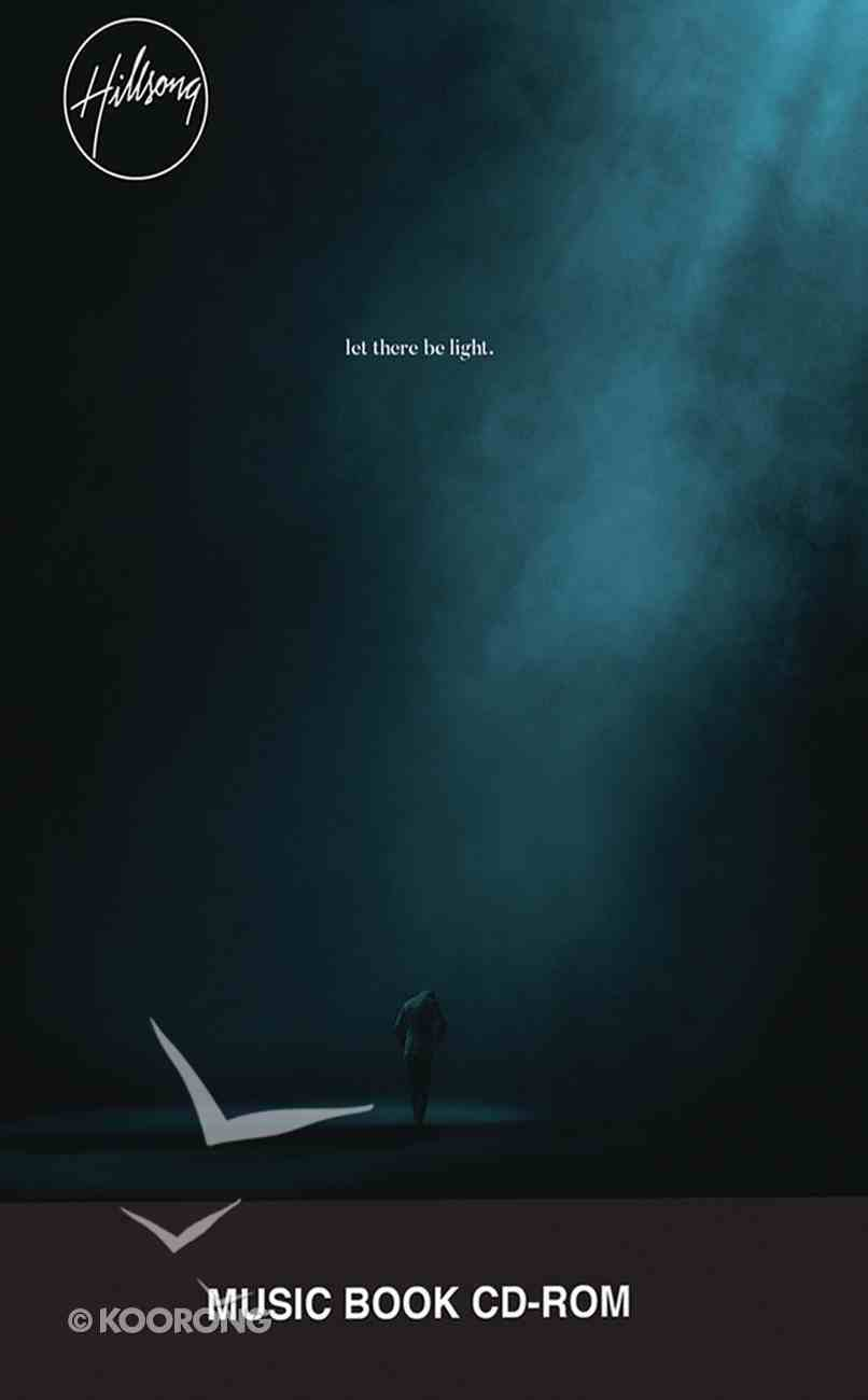 God He Reigns Hillsong Music Book CD-Rom