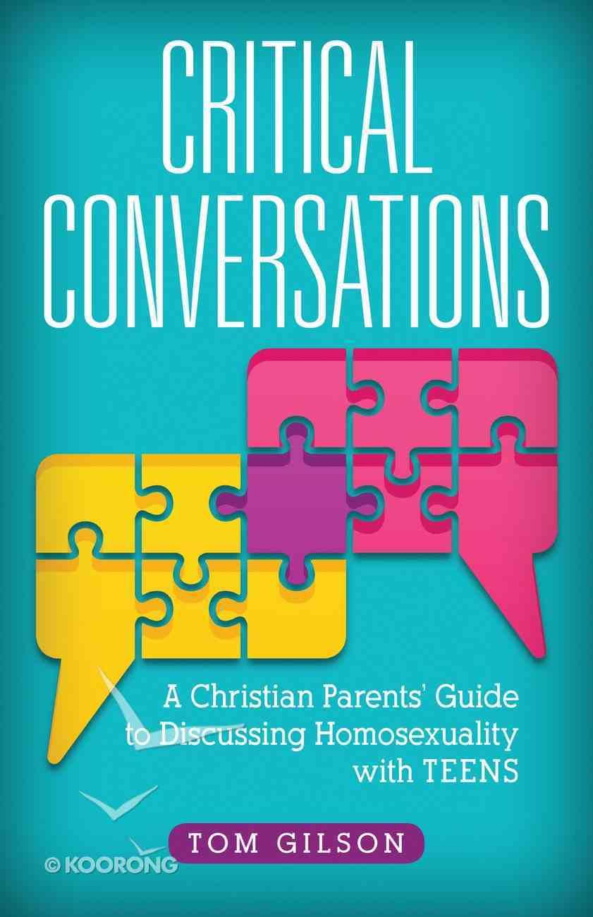 Critical Conversations Paperback