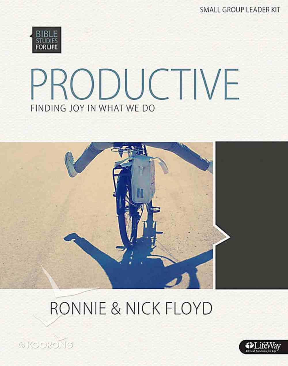 Productive Finding Joy in What We Do (Leader Kit) (Bible Studies For Life Series) Pack