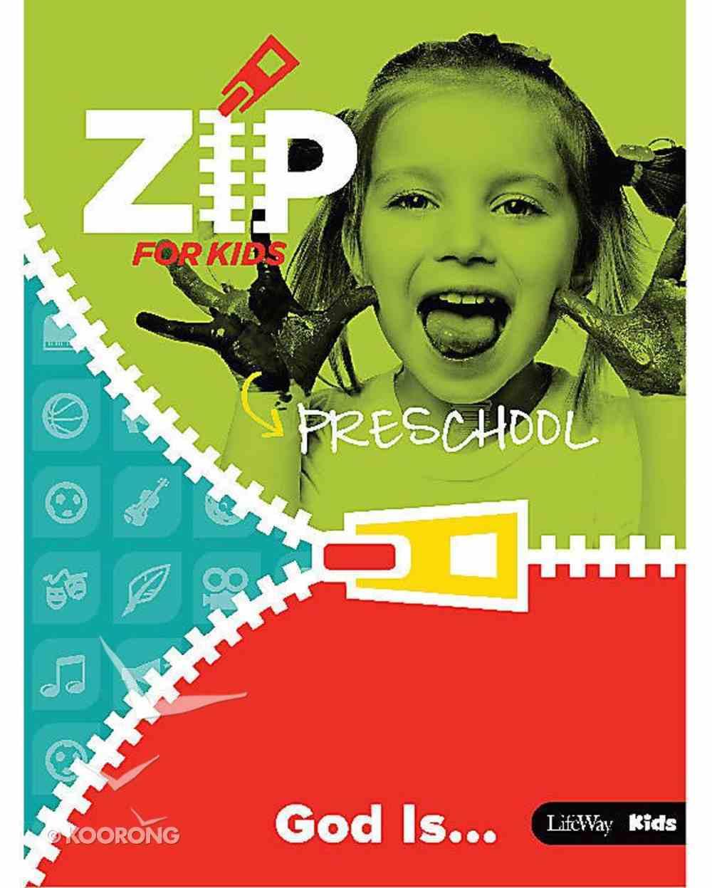 Vbs Zip For Kids: Zip For Preschool (Leader Kit) Pack