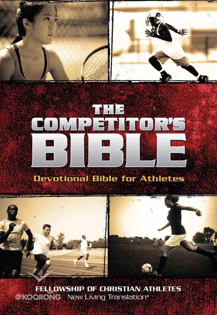 NLT Competitor's Devotional Bible Imitation Leather