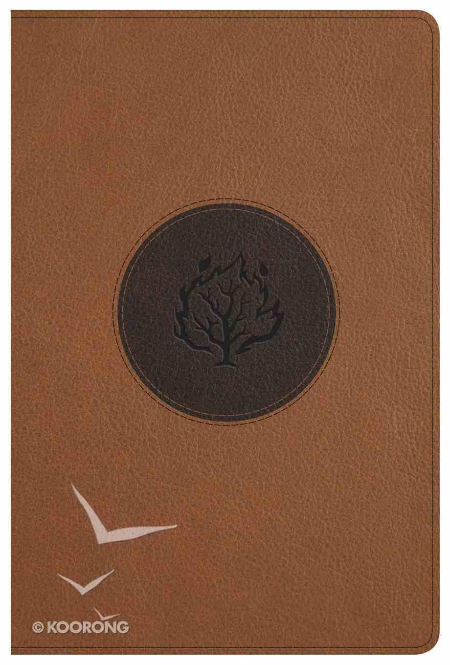 KJV I Am Bible Brown Imitation Leather
