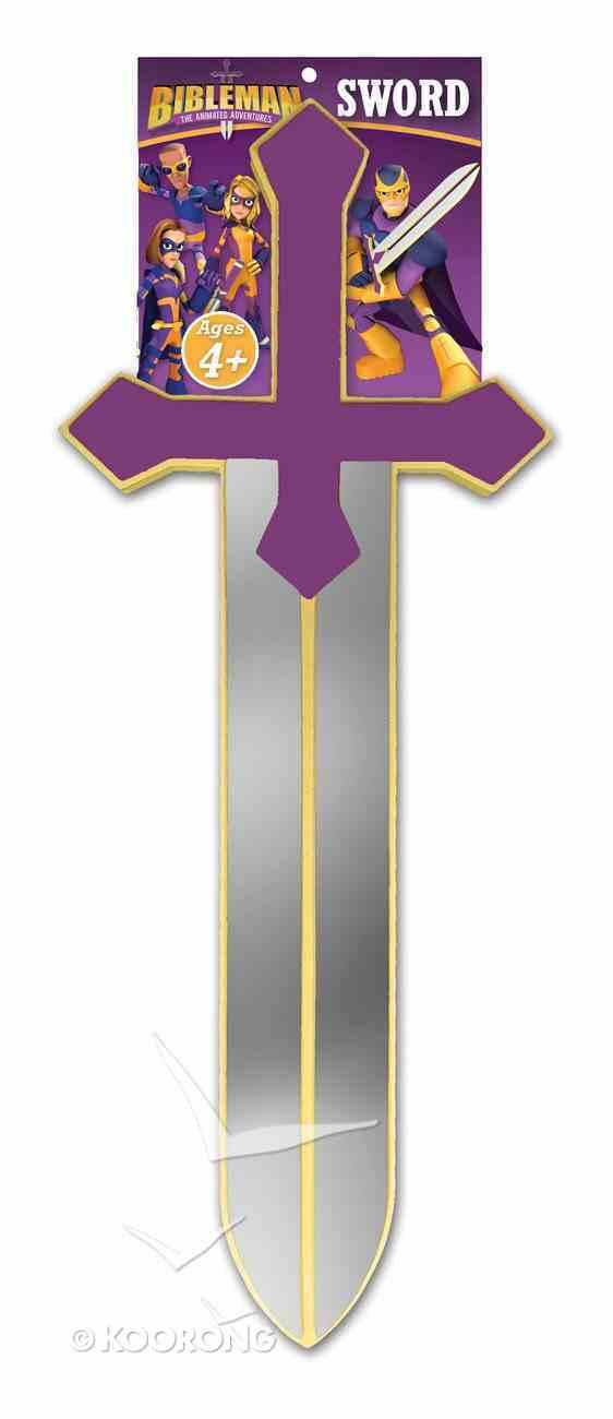Bibleman Sword Soft Goods