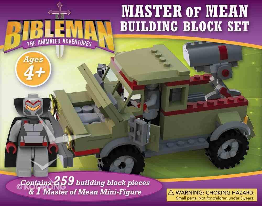 Master of Mean Building Block Set Soft Goods
