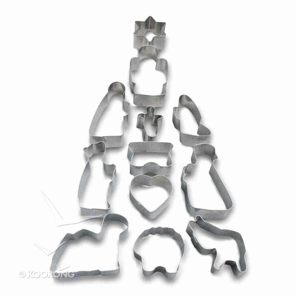 Nativity Story Cookie Cutter Set Homeware