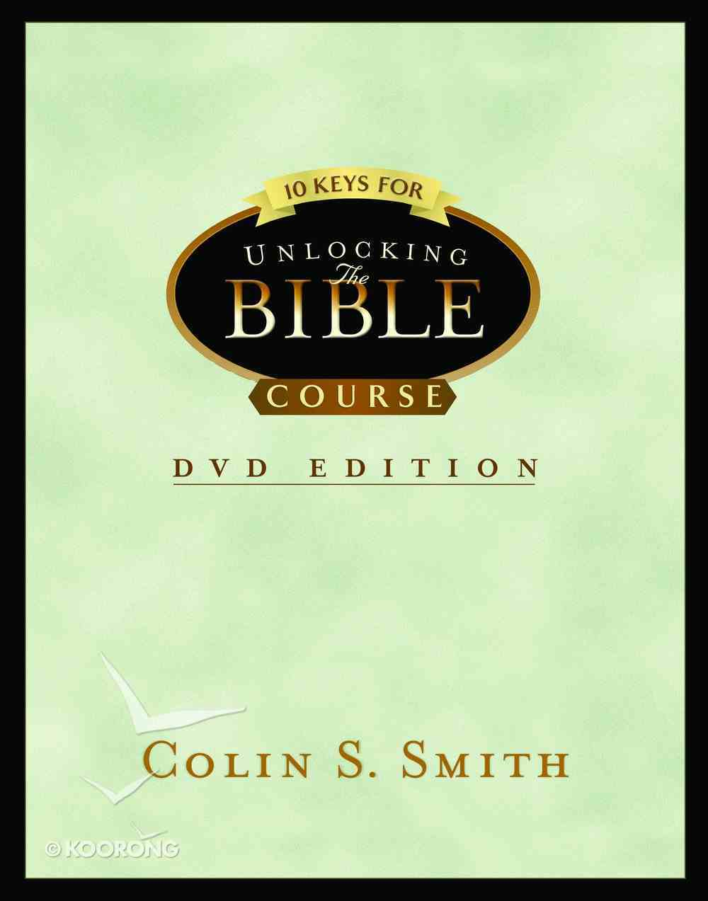10 Keys For Unlocking the Bible Course (Dvd) DVD