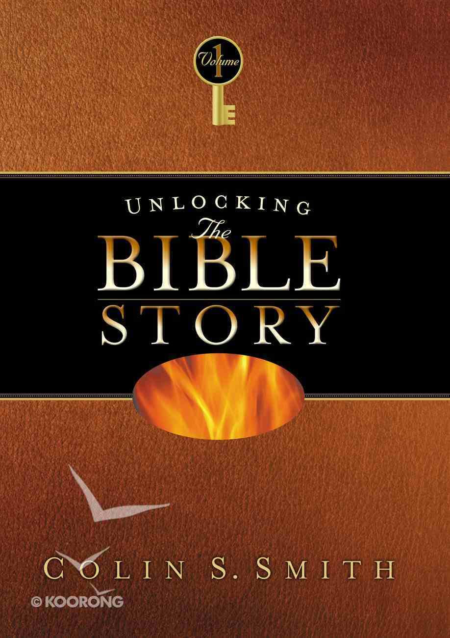 Unlocking the Bible Story: Old Testament (Vol 1) Paperback