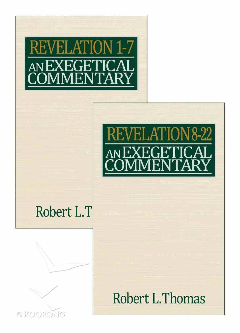 Revelation Exegetical Commentary (2 Volume Set) Hardback