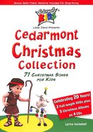 Cedarmont Christmas Collection (2cd & 4 Dvd Set) image