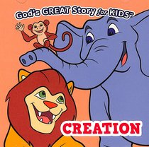 Album Image for God's Great Story For Kids: Creation - DISC 1