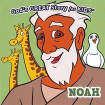 Album Image for God's Great Story For Kids: Noah - DISC 1