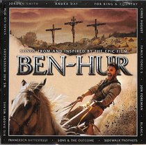 Album Image for Ben Hur: Songs From and Inspired By the Epic Film - DISC 1