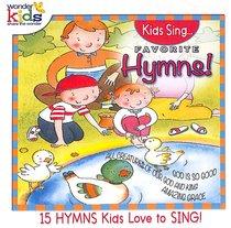 Album Image for Kids Sing Favorite Hymns! Volume 3 (Kids Sing Series) - DISC 1