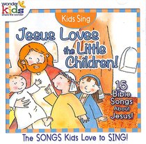 Album Image for Kids Sing Jesus Loves the Little Children (Kids Sing Series) - DISC 1