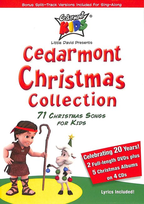 Product: Cedarmont Christmas Collection (2cd & 4 Dvd Set) Image
