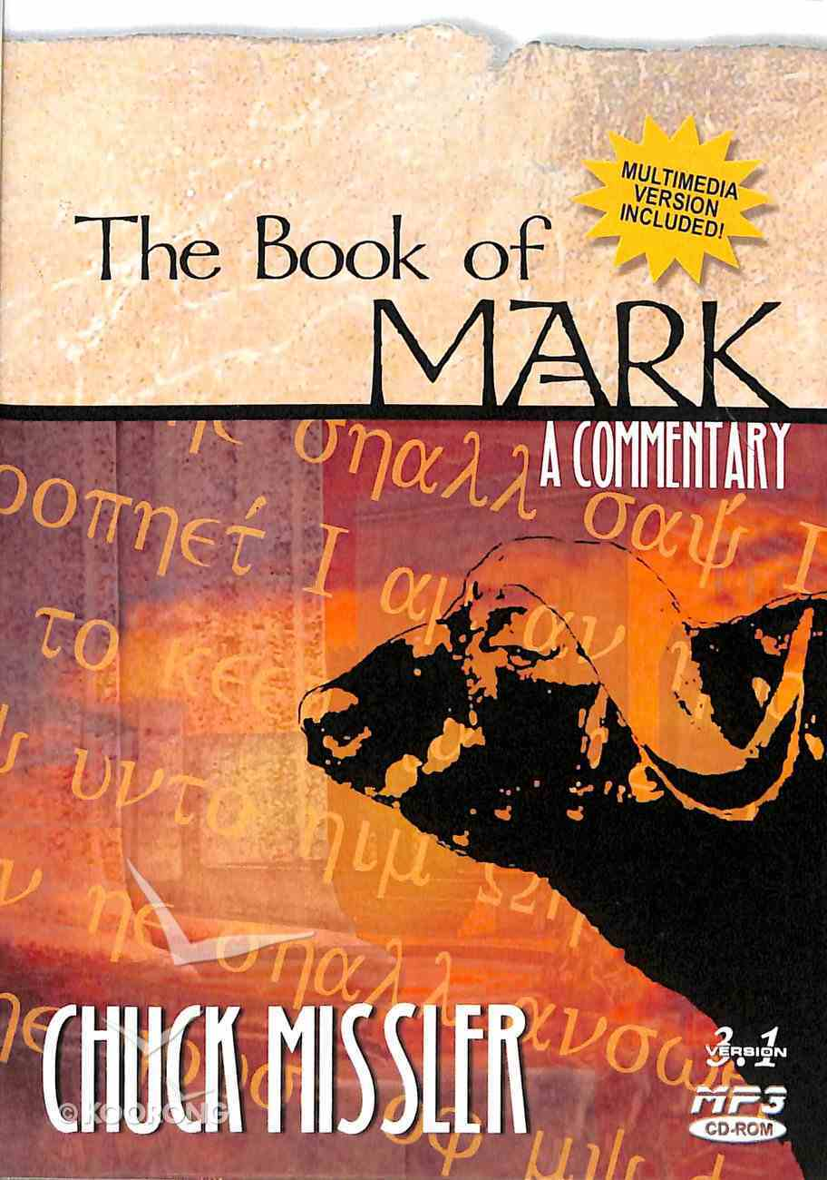 Commentary Mark Win/Mac Cd-Rom MP3 CD-rom