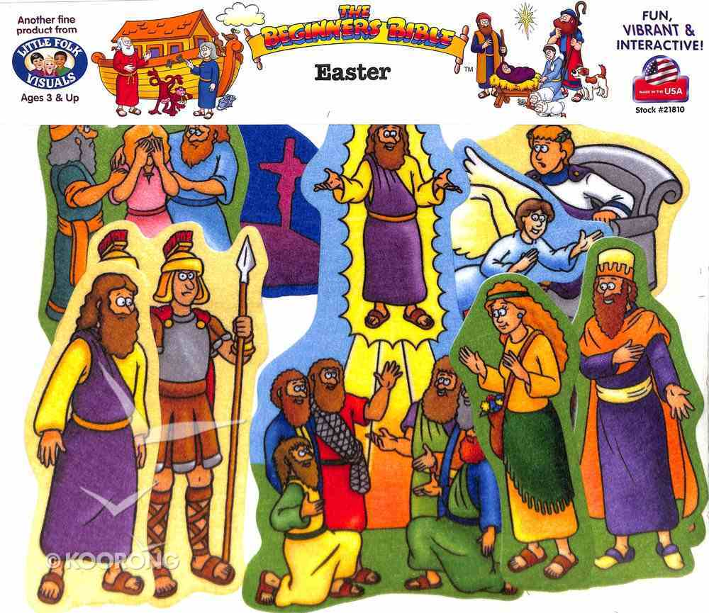 Easter (Beginners Bible In Felt Series) Flannelgraph