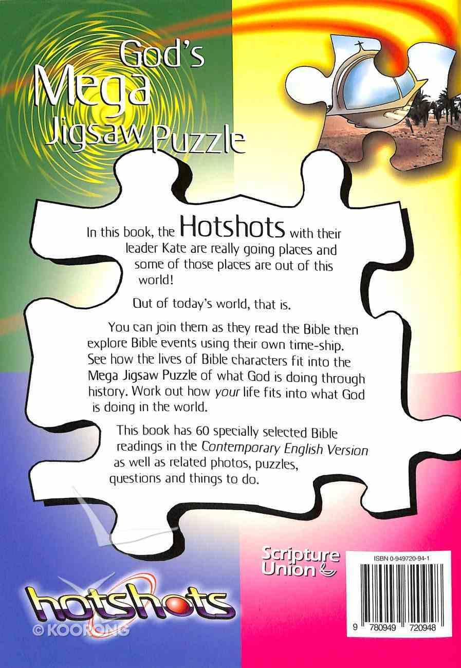 Hotshots: 2016 Jul-Sep God's Mega Jigsaw Puzzle Paperback