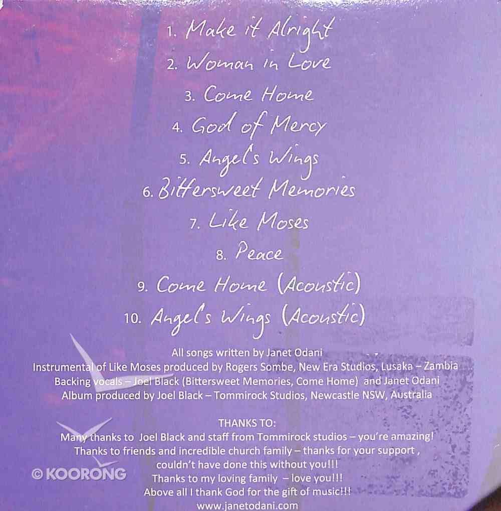 Transparency CD