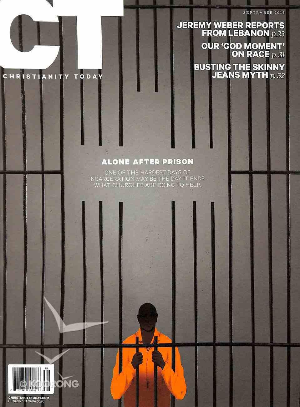 Christianity Today 2016 #09: Sep Magazine