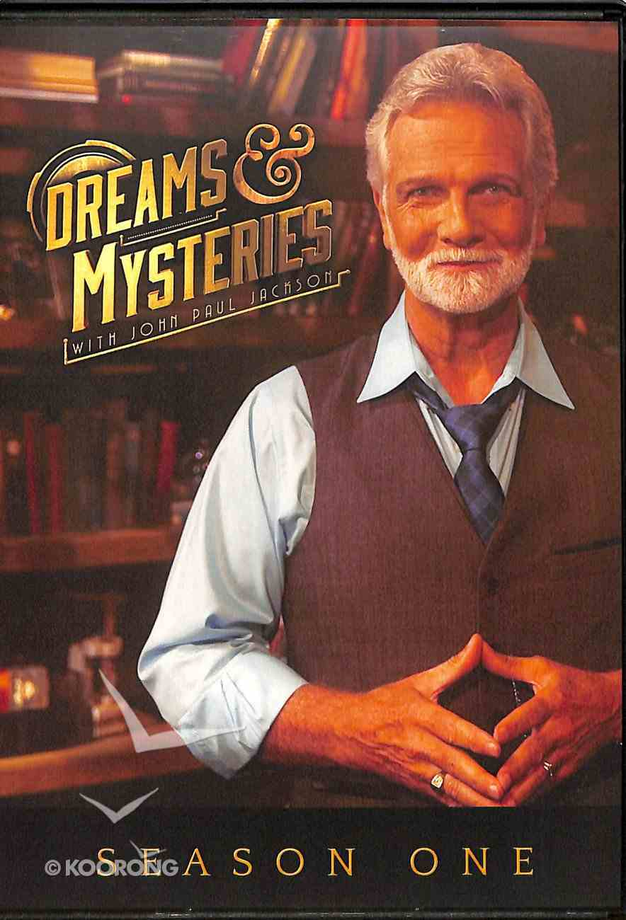 Dreams and Mysteries Season #01 (Blu-ray) Blu-ray Disc