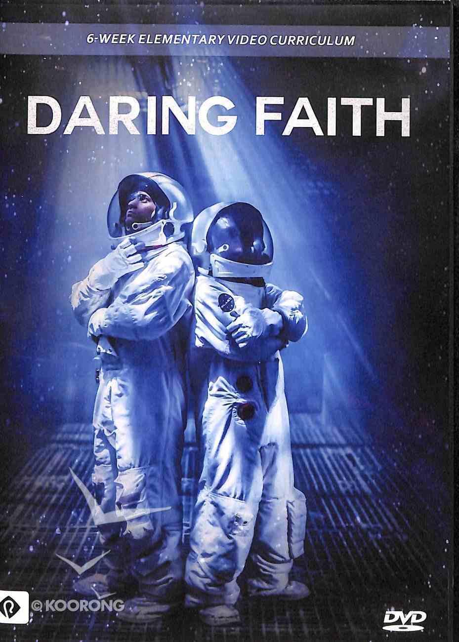 Daring Faith Elementary Curriculum Pack
