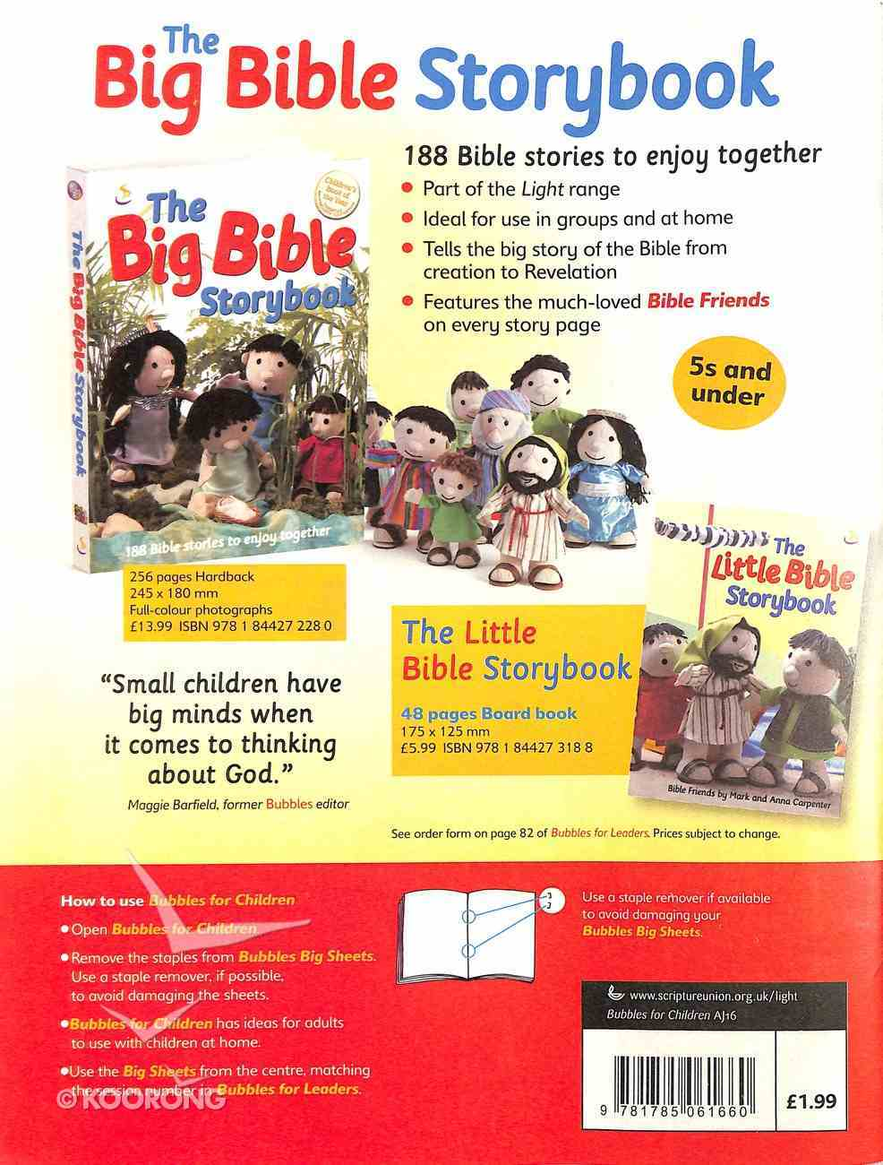 Light: Bubbles 2016 #02: Apr-Jun Student's Guide (5 And Under) Paperback