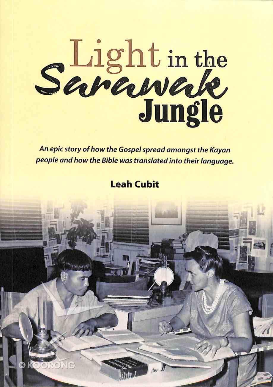 Light in the Sarawak Jungle Paperback