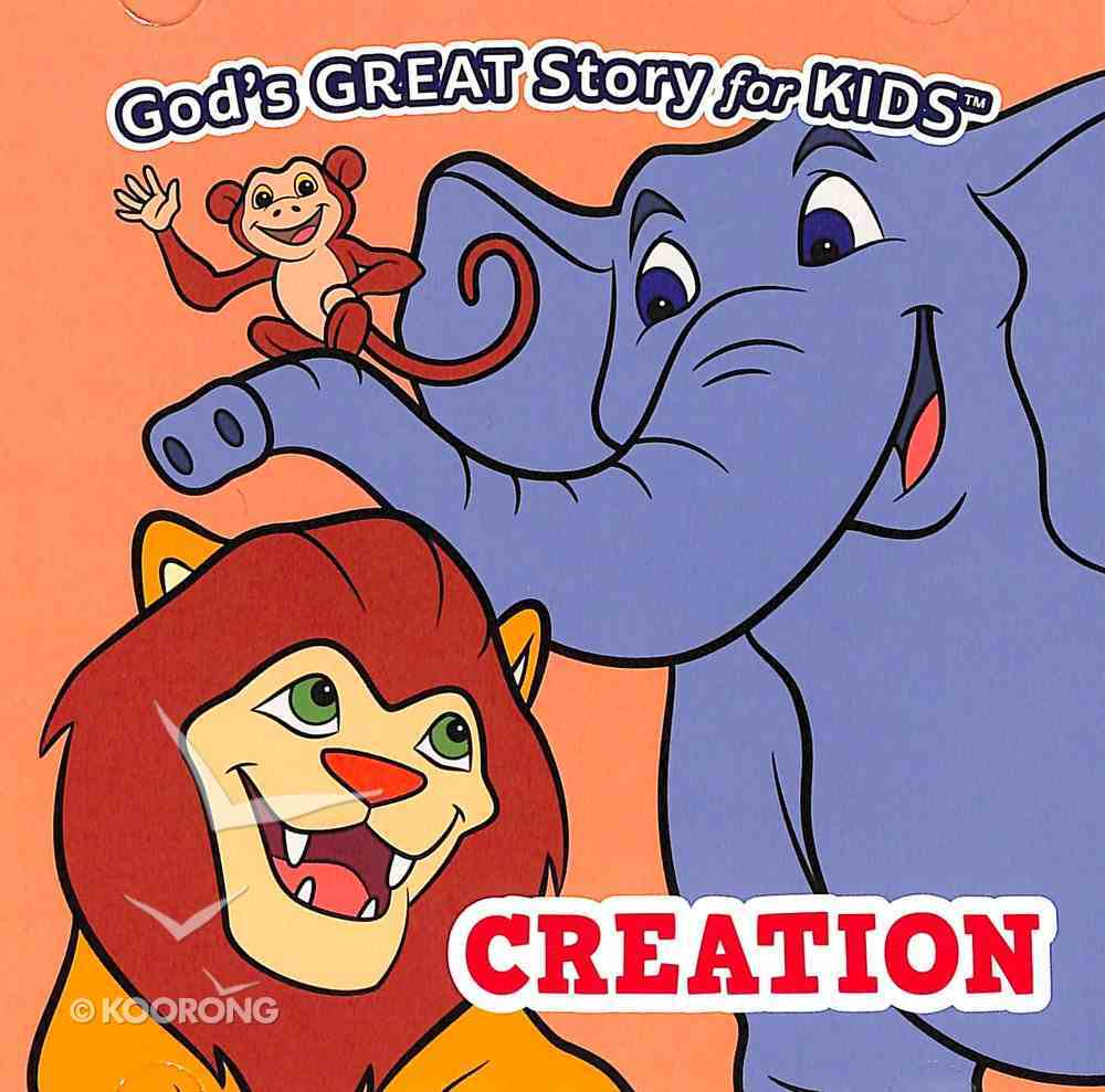 God's Great Story For Kids: Creation CD