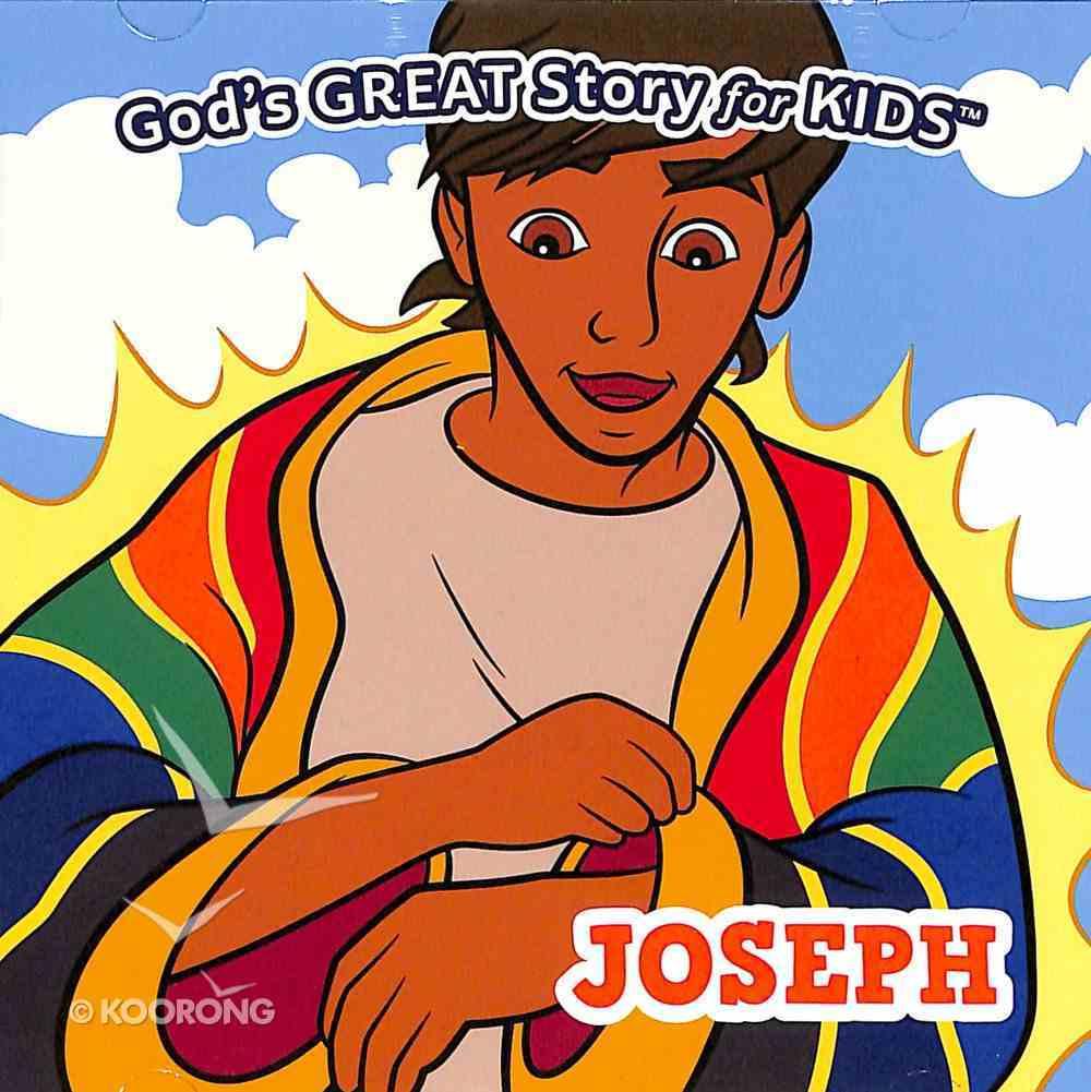 God's Great Story For Kids: Joseph CD