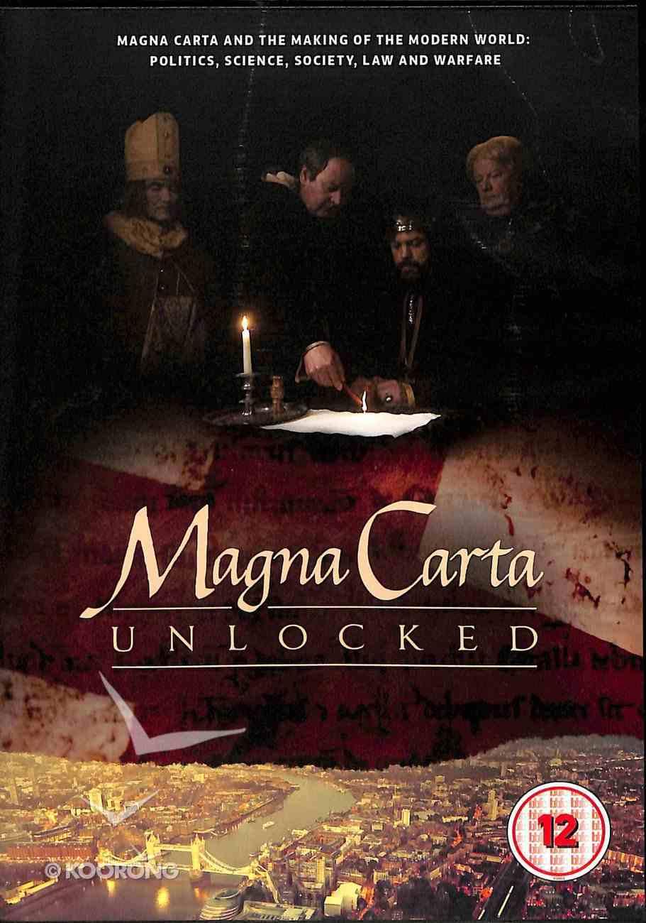 Magna Carta Unlocked DVD