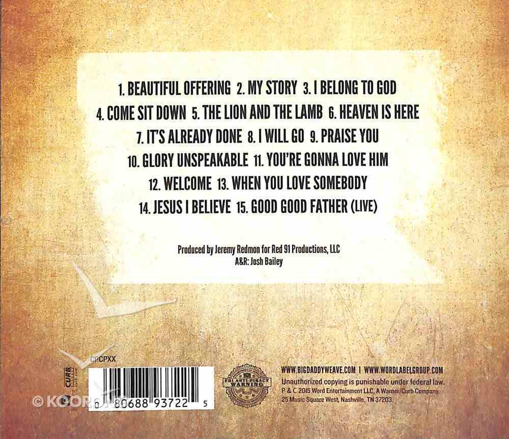 Beautiful Offerings - Deluxe Edition CD