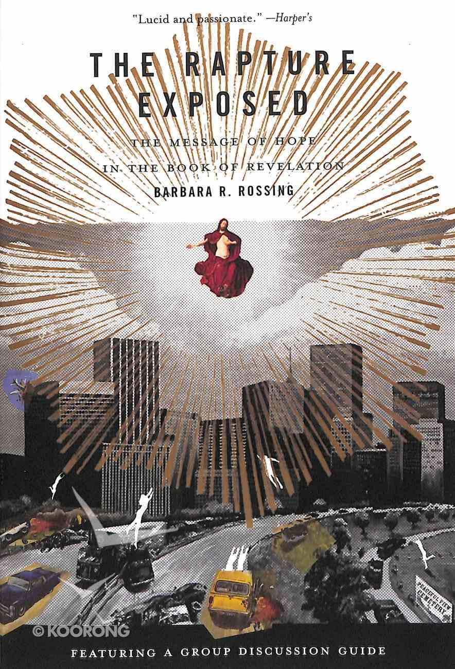 The Rapture Exposed Paperback