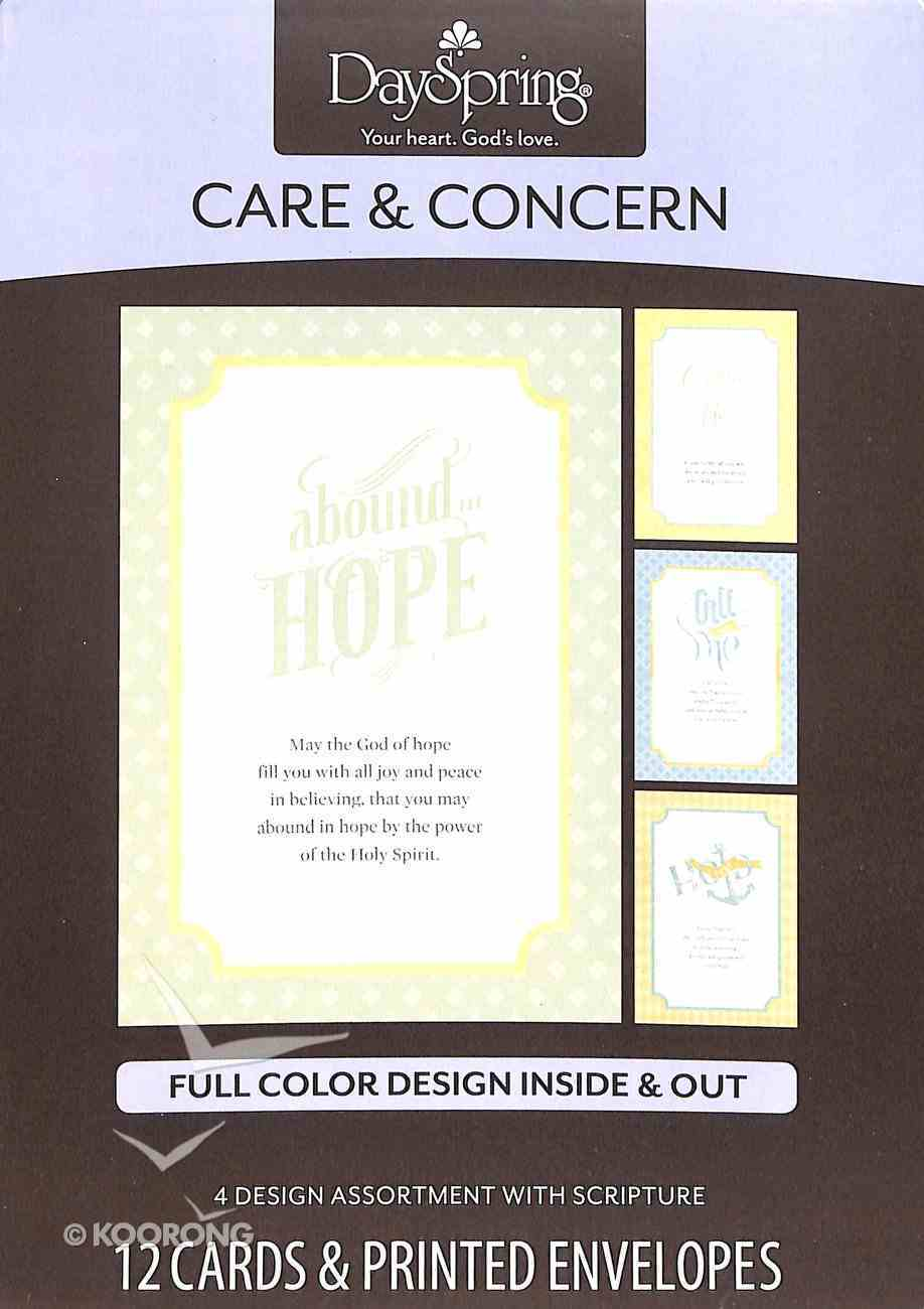 Boxed Cards Care & Concern: Hope Box