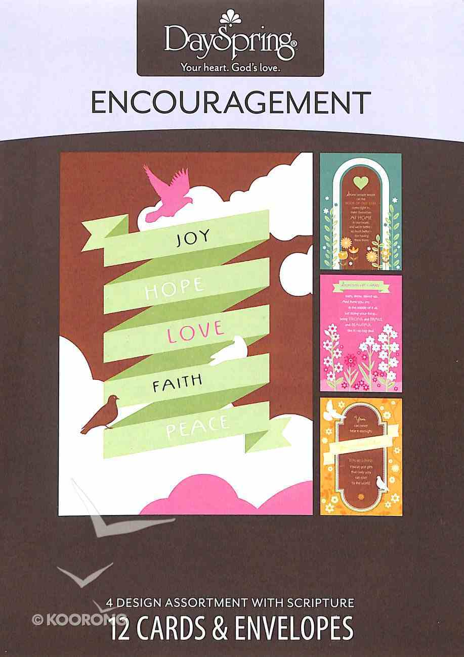 Boxed Cards Encouragement: Incredible Friend Box