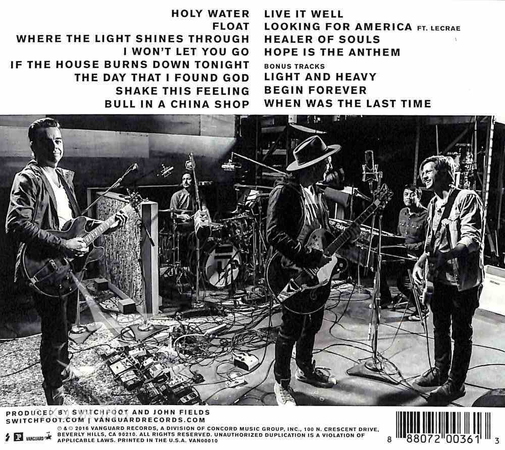 Where the Light Shines Through (Deluxe Edition) CD