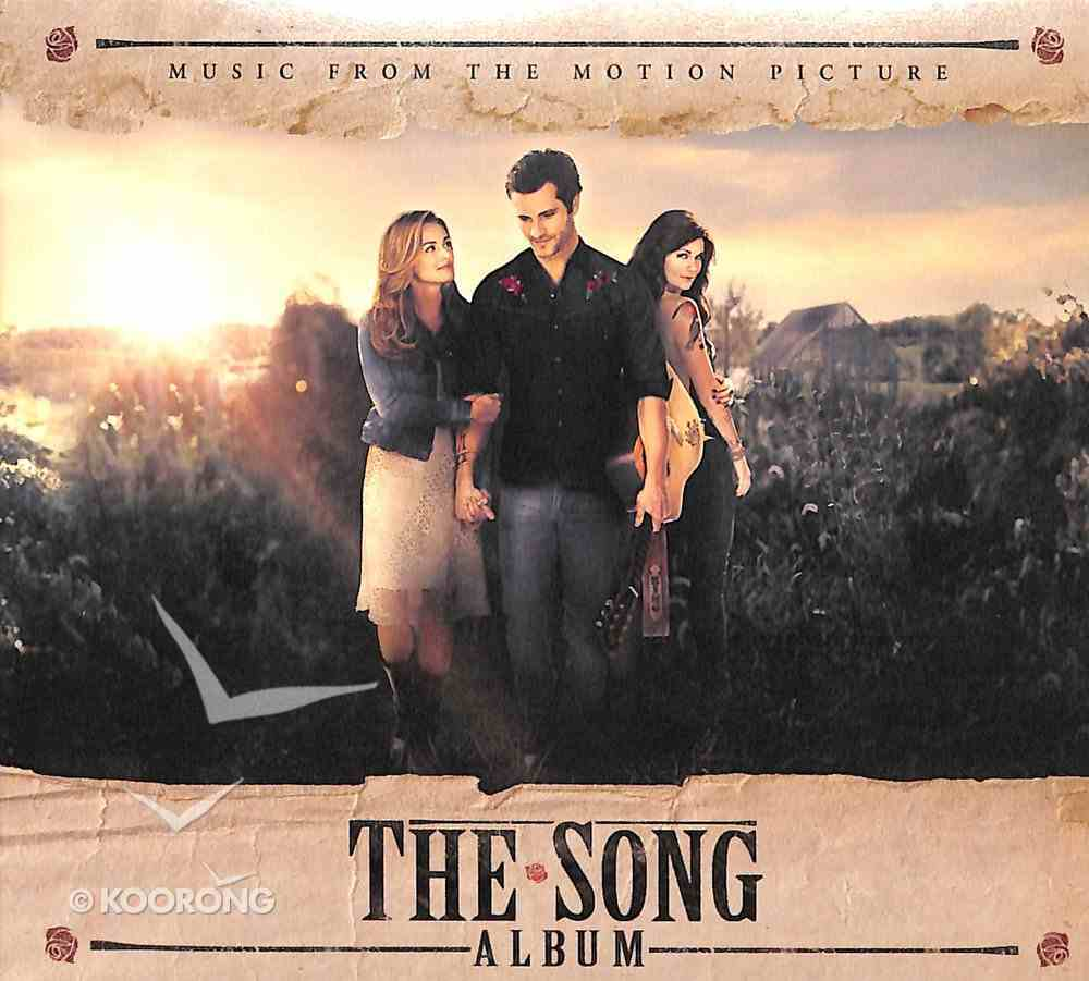 The Song Album: Music From and Inspired By Motion Picture CD