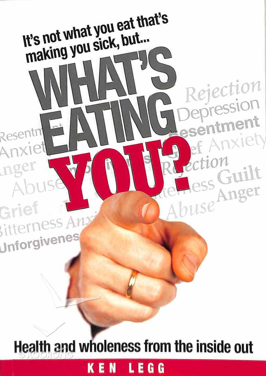 What's Eating You? Paperback