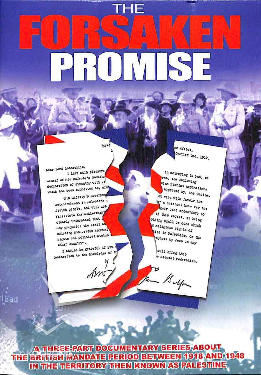 The Forsaken Promise DVD