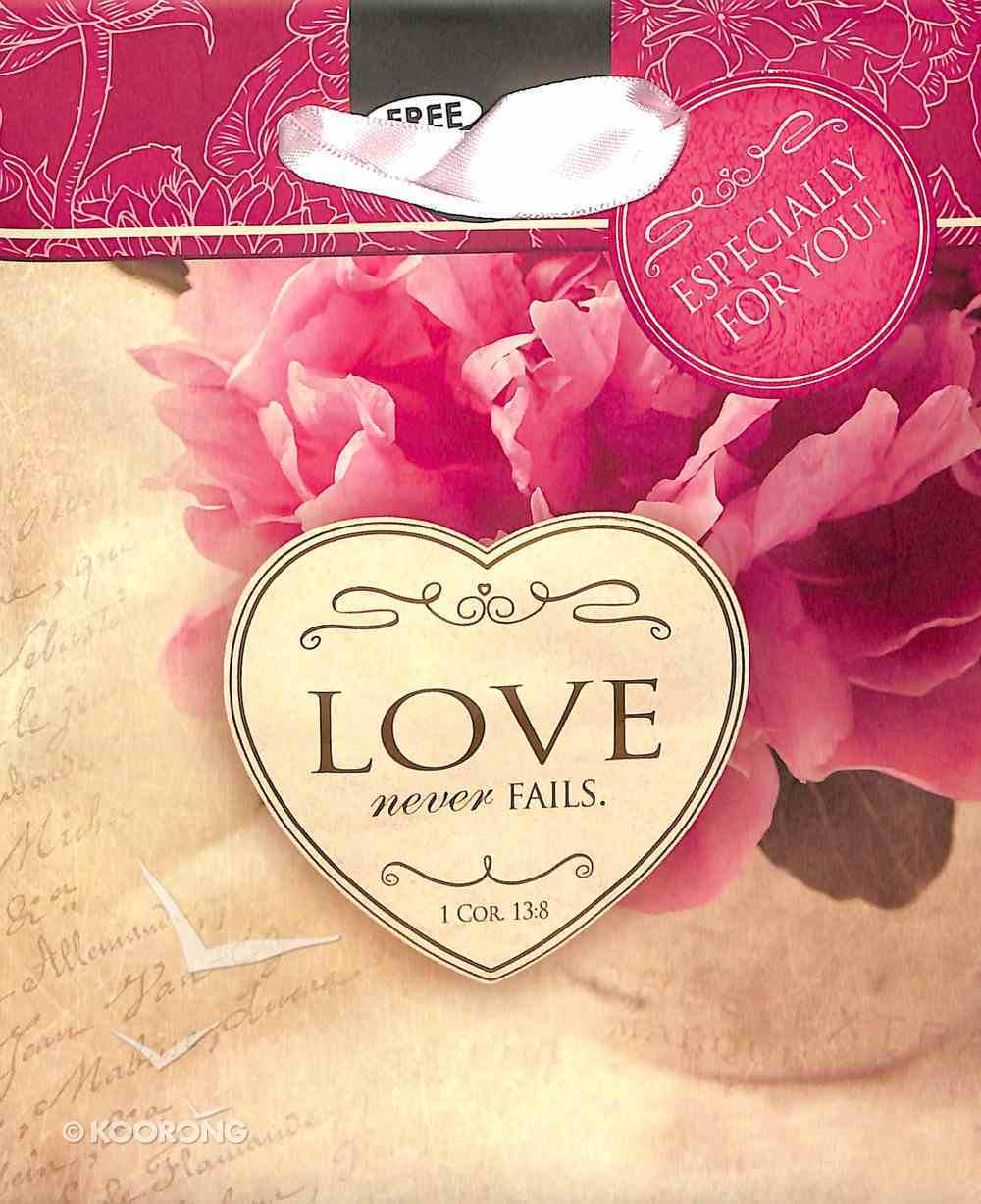 Gift Bag Small: Love, Especially For You Stationery