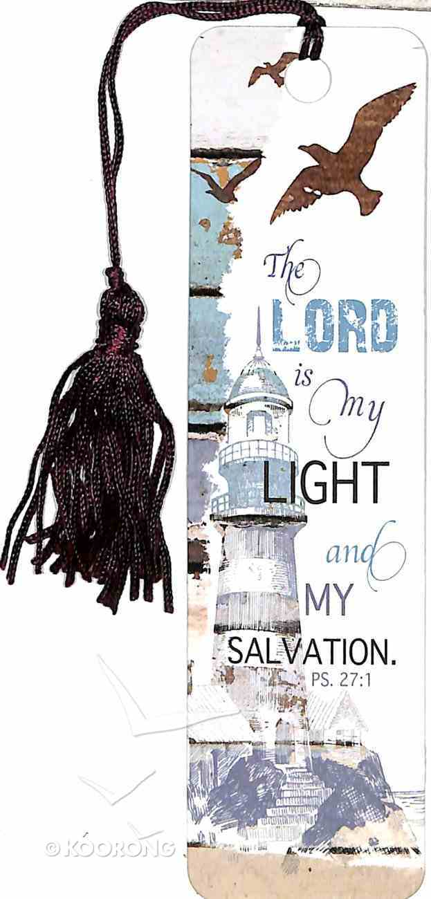 Bookmark: The Lord is My Light and My Salvation Stationery